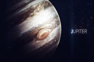 Saznanja - O Jupiteru