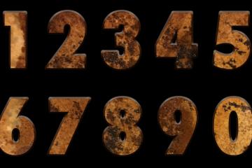 Astronumerologija - Lični ili karakterni brojevi