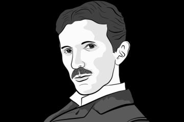 Nikola Tesla - Čovek svetlosti (1)