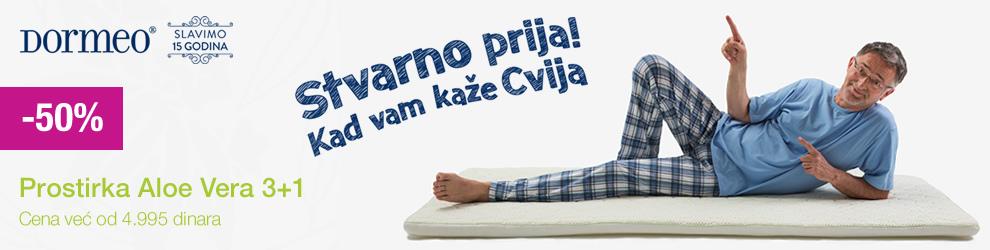 Dormeo akcija - Cvija
