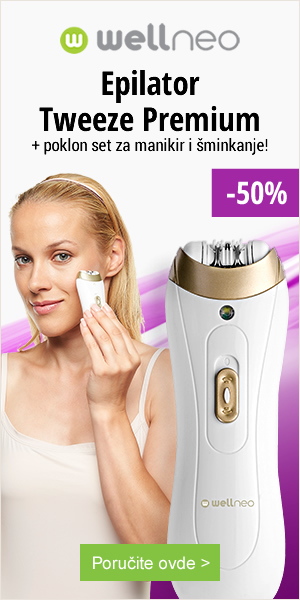 Epilator tweeze premium