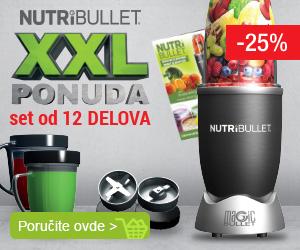 Nutribullet XXL