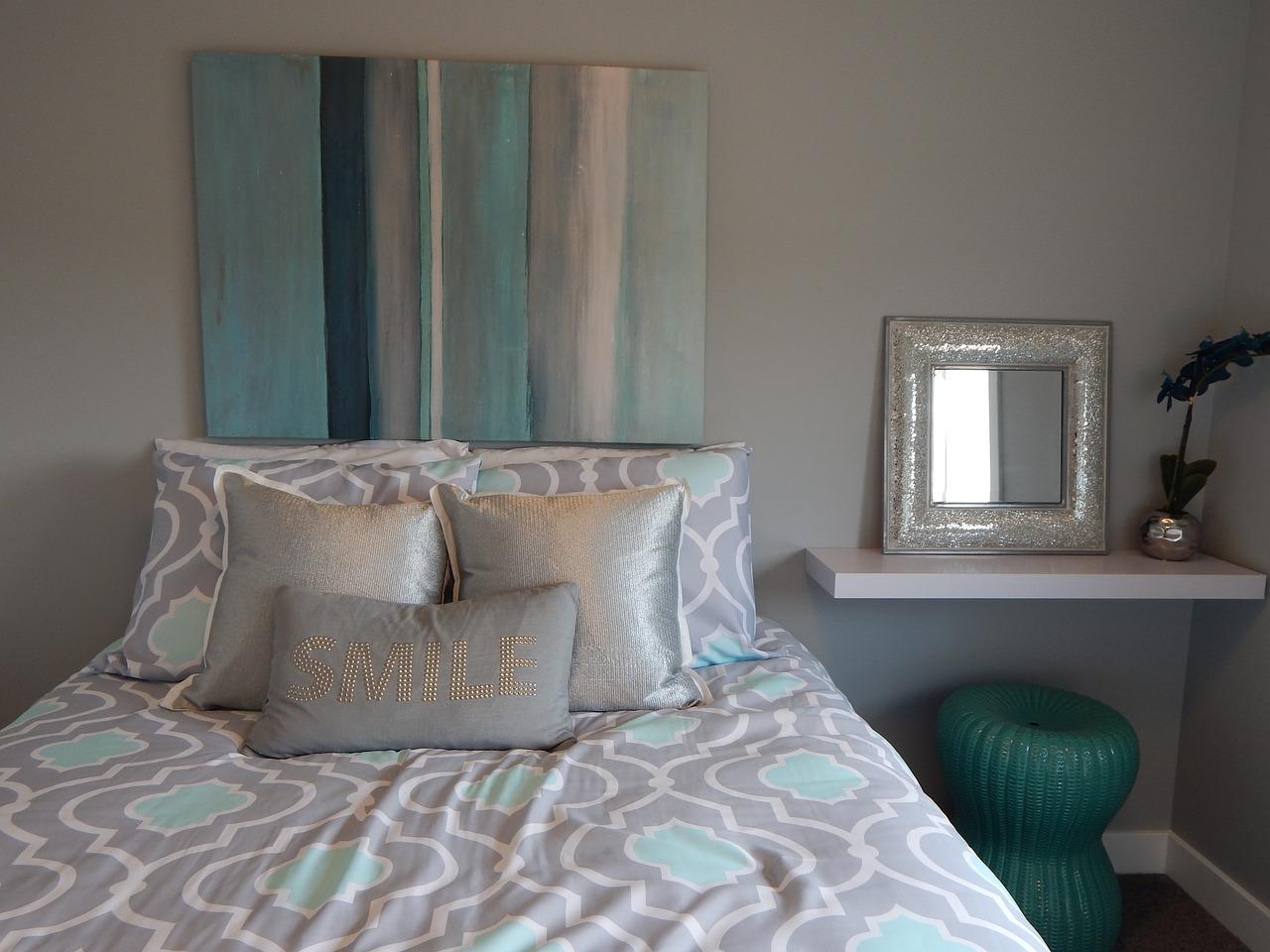 boje - spavaća soba