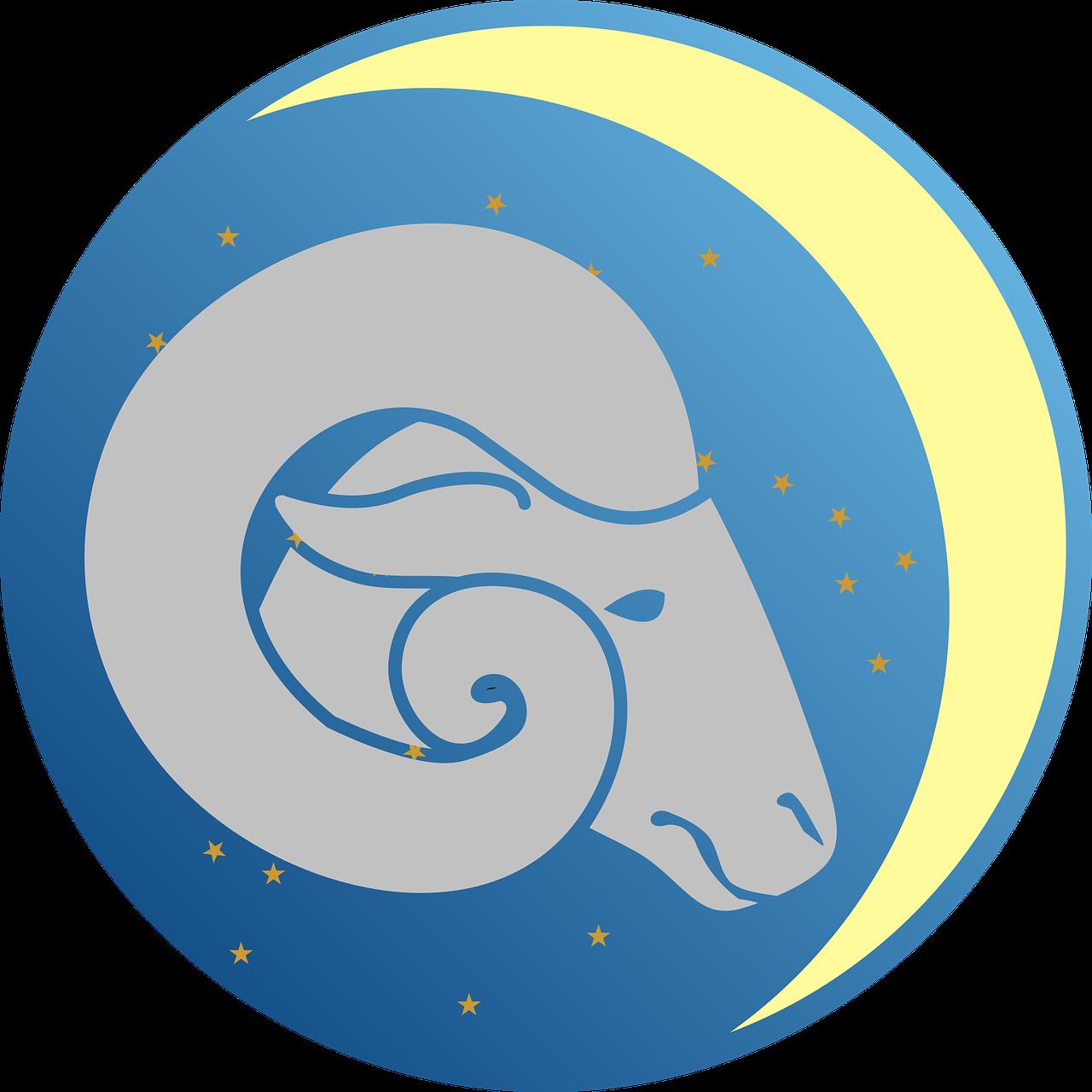 Mesec u Ovnu