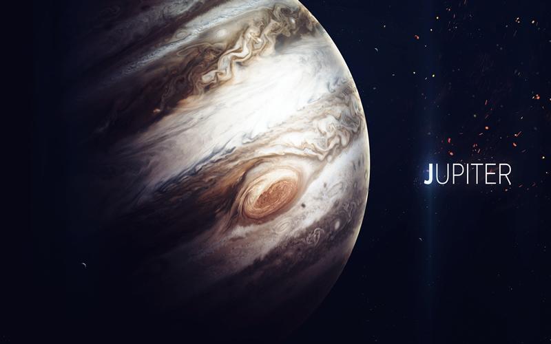 Planeta jupiter - horoskop