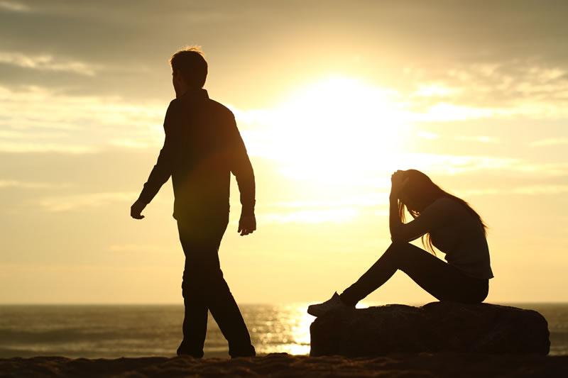 Oblici ponasanja u prekidu ljubavnog odnosa