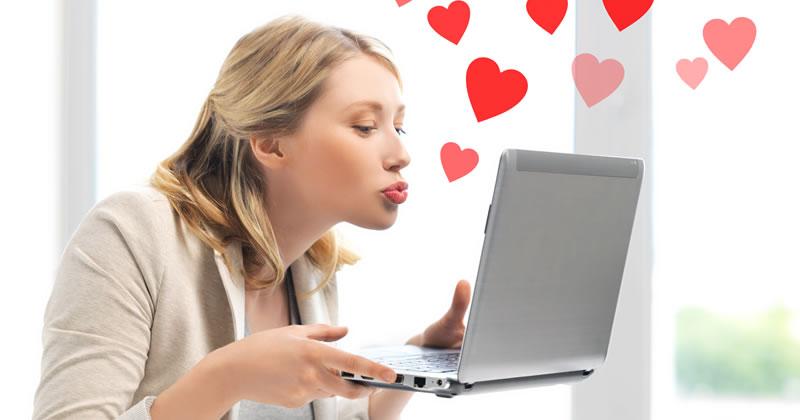Zaljubljivanje preko Interneta