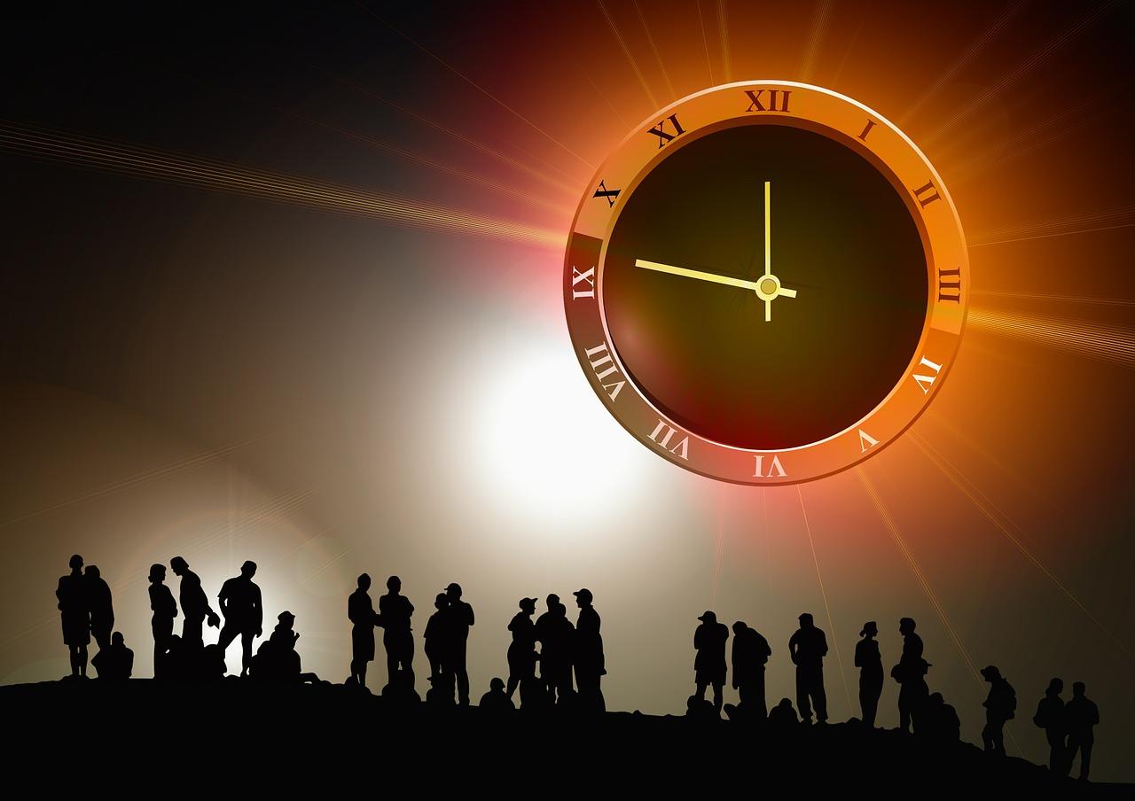 Vreme - časovne razlike