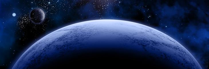 Planete Kosmos Astrologija