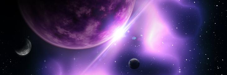Planete kosmos