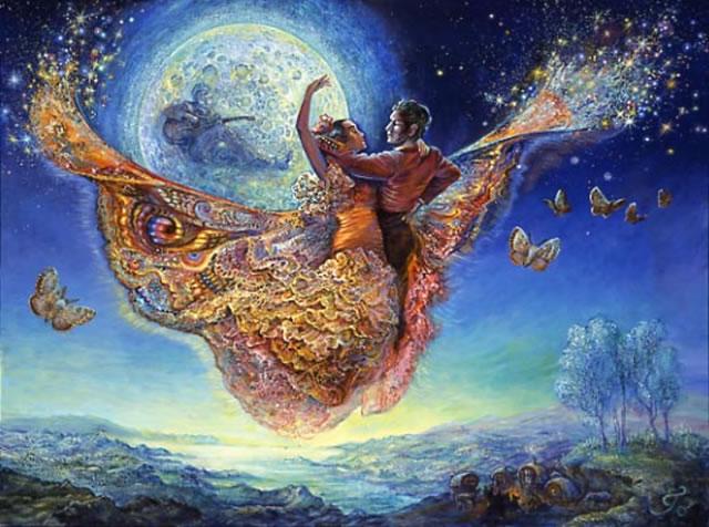 Bog Alako (ili Falako) - bog Meseca, zaštitnik Cigana