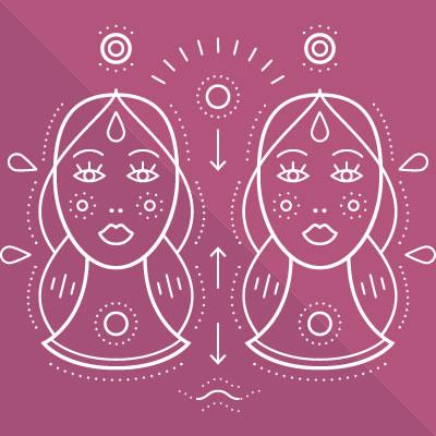 Blizanci - Horoskopski znak